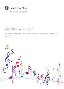 Liability or equity? cover image